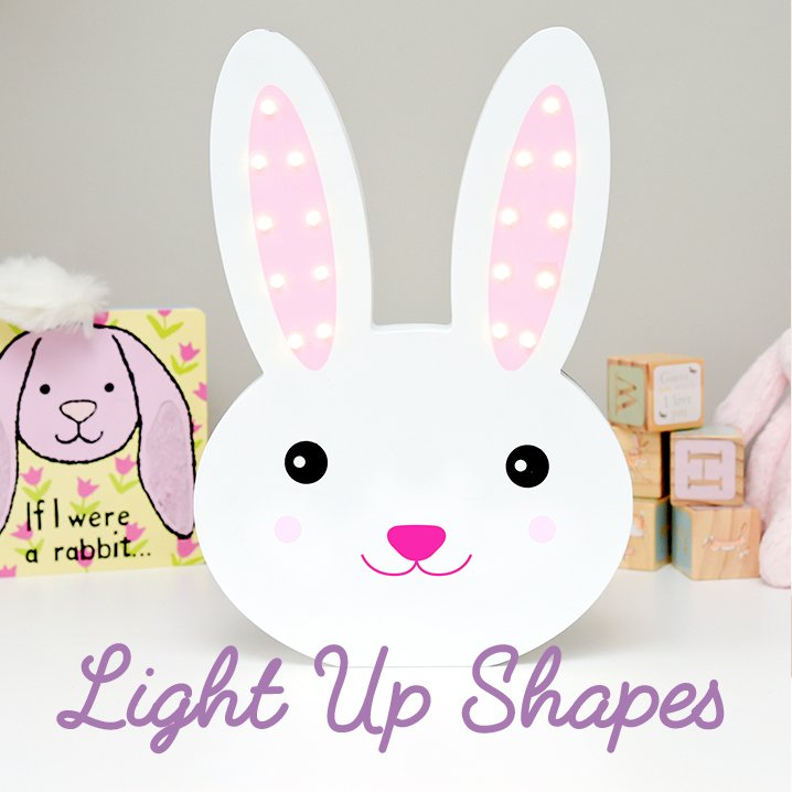 Light Up Shapes