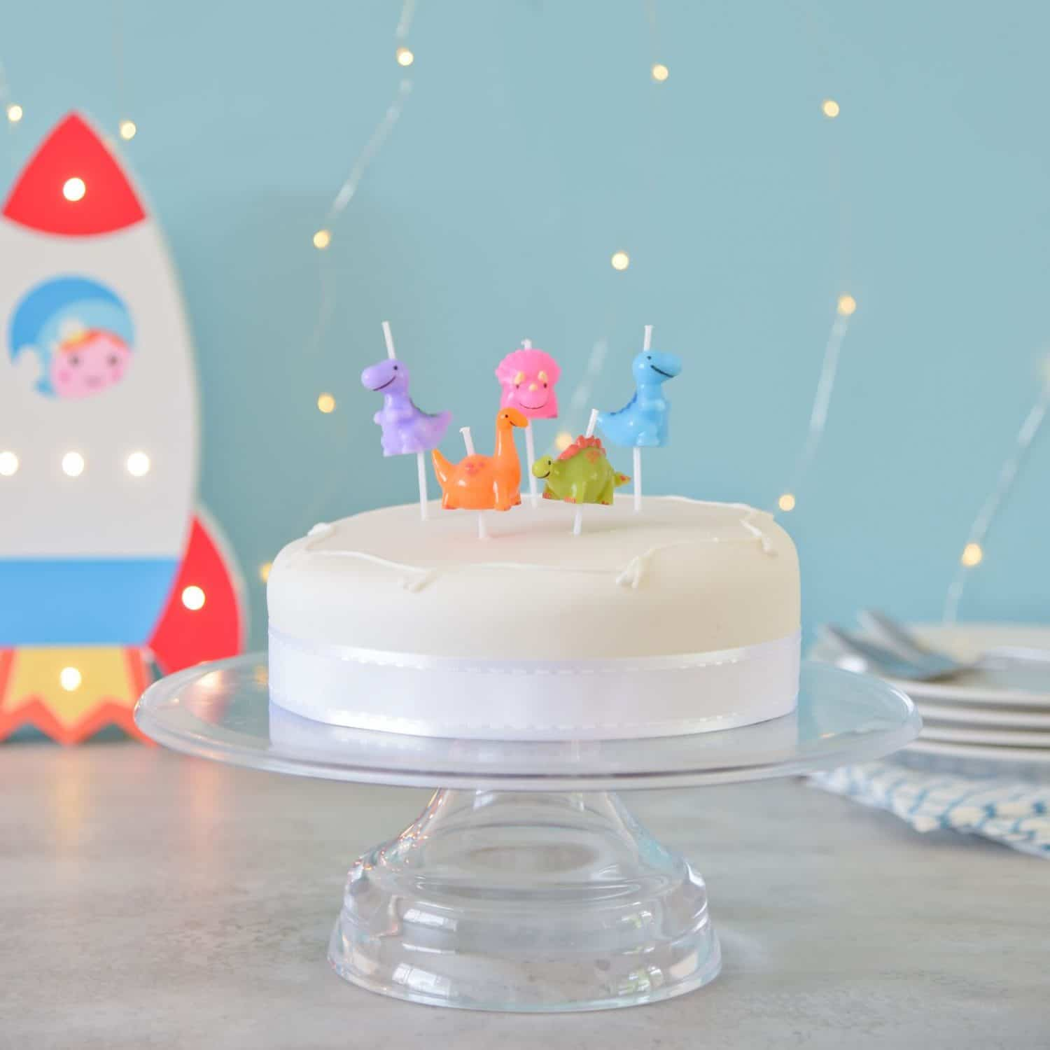 Fairy Cake Candles 599 Click