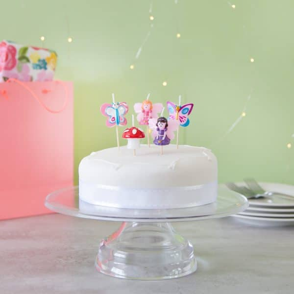 Fairytale Cake Candles 599 Click